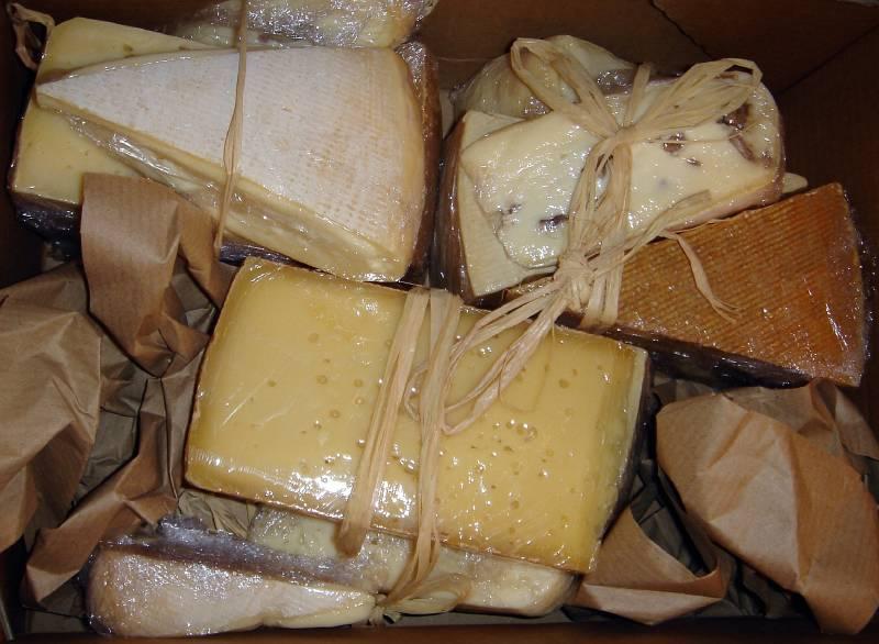 Käsemischpaket klein (ca. 1,3 kg)